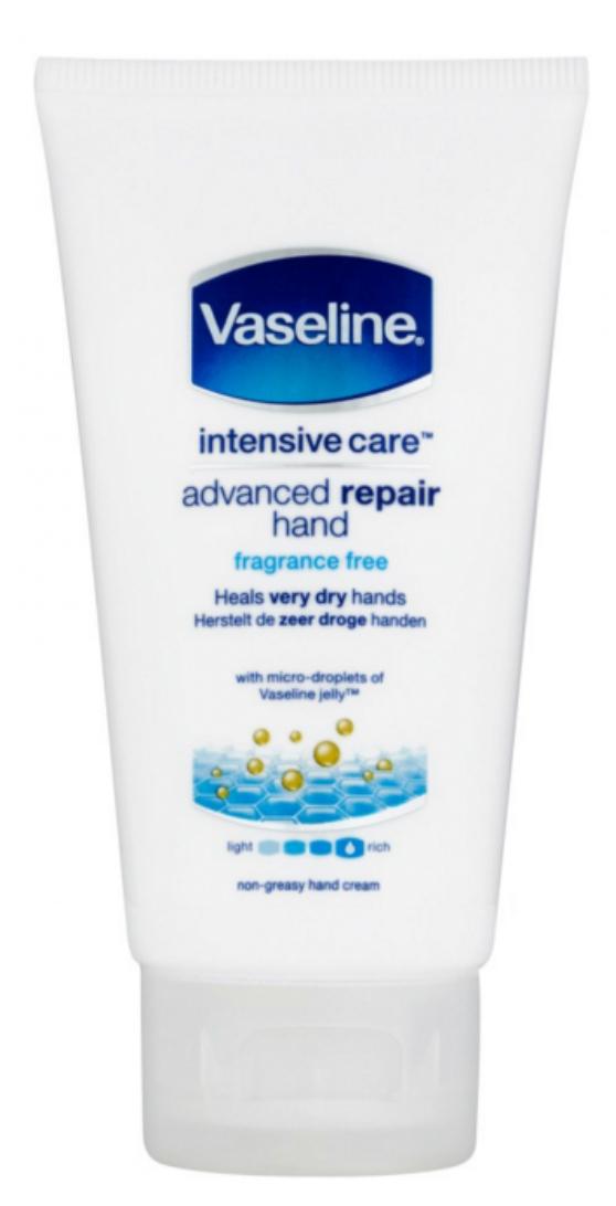 Vaseline Intensive Care Advanced Repair Hand Cream 75ml