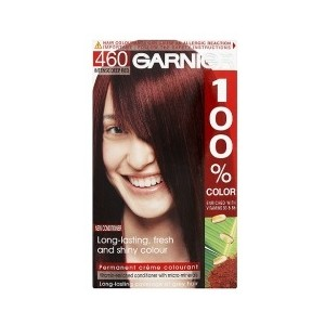 Garnier 100% Color Intense Deep Red 460