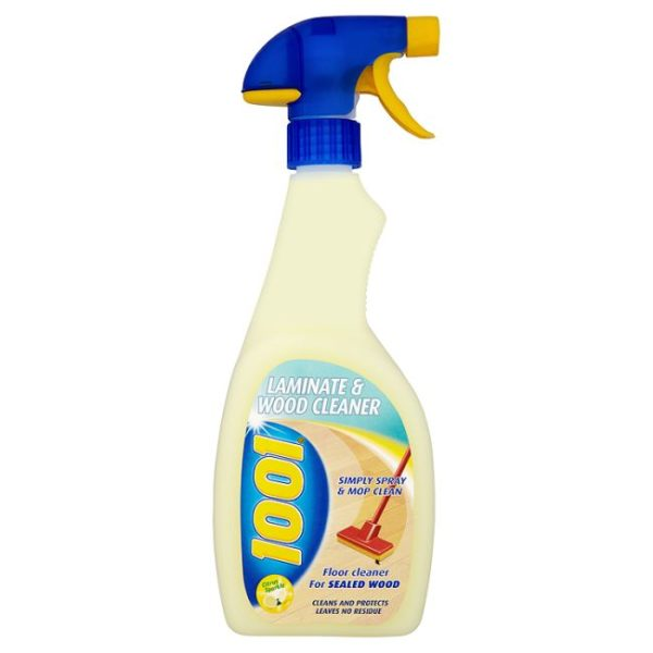 1001 Laminate & Wood Cleaner Citrus Sparkle 500ml