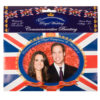 COMMEMORATIVE ROYAL WEDDING BUNTING