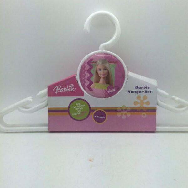 Barbie Hanger Set 3 Pk