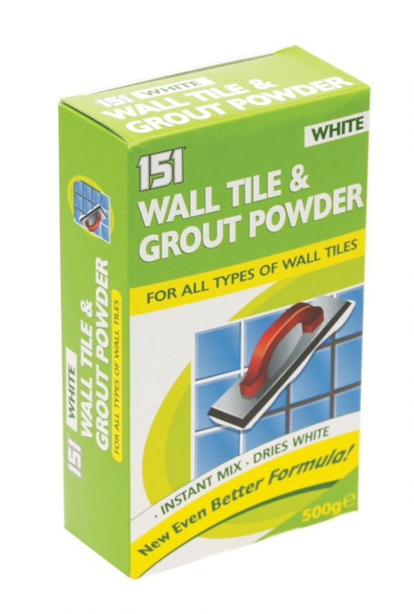 151 Wall & Tile Grout Powder 500g
