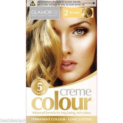 Glamorize Creme Colour 2 Blonde