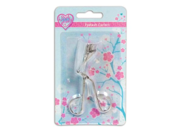 'Love Beauty' Maximum Effect Eyelash Curlers Free P&P from the UK