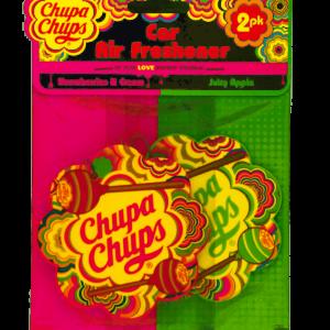 Chupa Chups Car Air Freshener 2pk