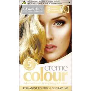 Glamorize Creme Colour 3 Light Blonde