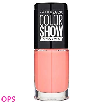 MAYBELLINE NEW YORK COLORSHOW 329 CANAL STREET CORAL