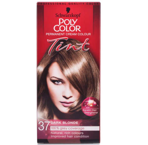 POLY COLOR TINT 37 DARK BLONDE