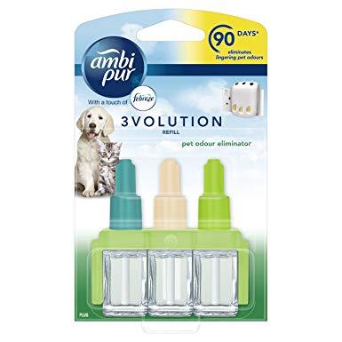 Ambi Pur 3volution Refil Pet Odour Eliminator