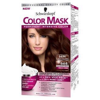 Schwarzkopf Color Mask 668 Praline Brown
