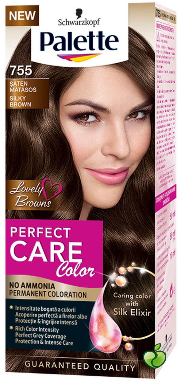 Palette Silky Brown 755 Hair Colour
