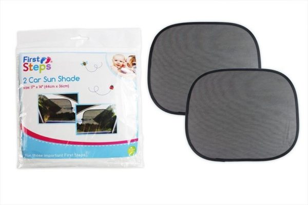 Car Window Sun Shades Protection Pack of 2