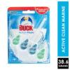 DUCK ACTIVE CLEAN MARINE RIM BLOCK 38.6G
