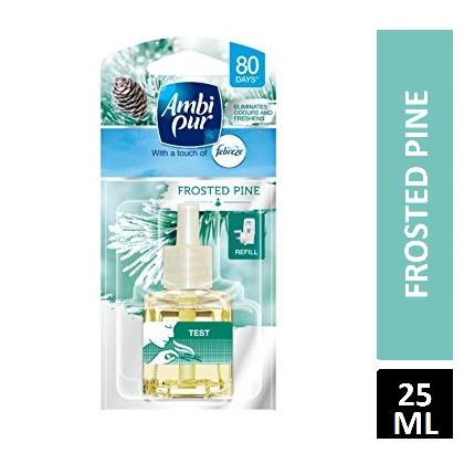 AMBI PUR PLUG REFILL FROSTED PINE 20ML