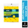 Minky Anti- Bacterial Soak Ups, x2