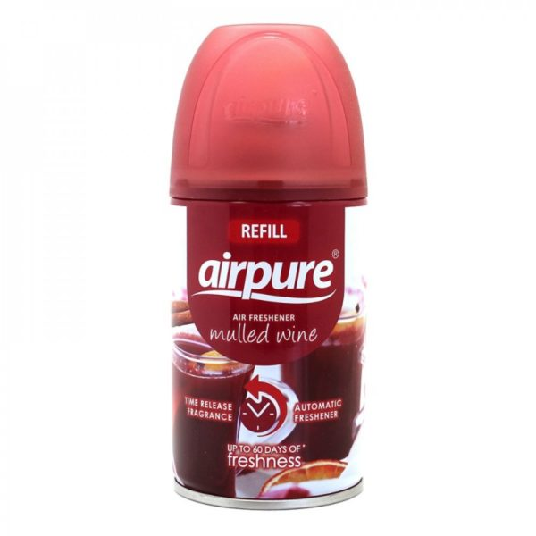 AirPure Refill Air Freshener Mulled wine 250ml (Limited edition)