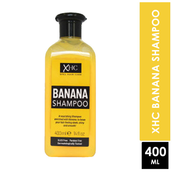 XHC Banana Shampoo 400ml