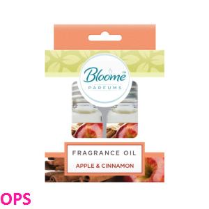 BLOOME PARFUMS FRAGRANCE OIL APPLE & CINNAMON