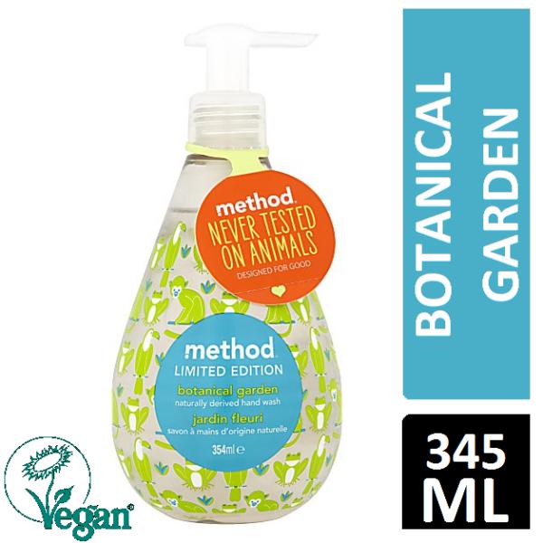 Method Limited Edition Hand Wash Botanical Garden 354ml
