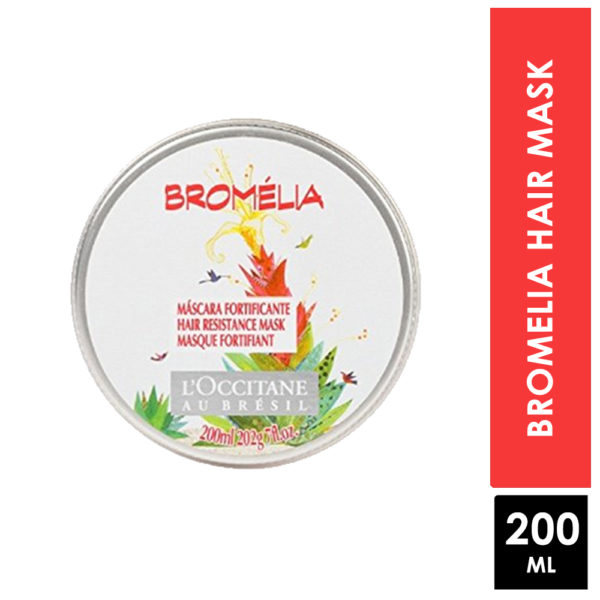 L'Occitane Bromelia Hair Resistance Mask 200ml