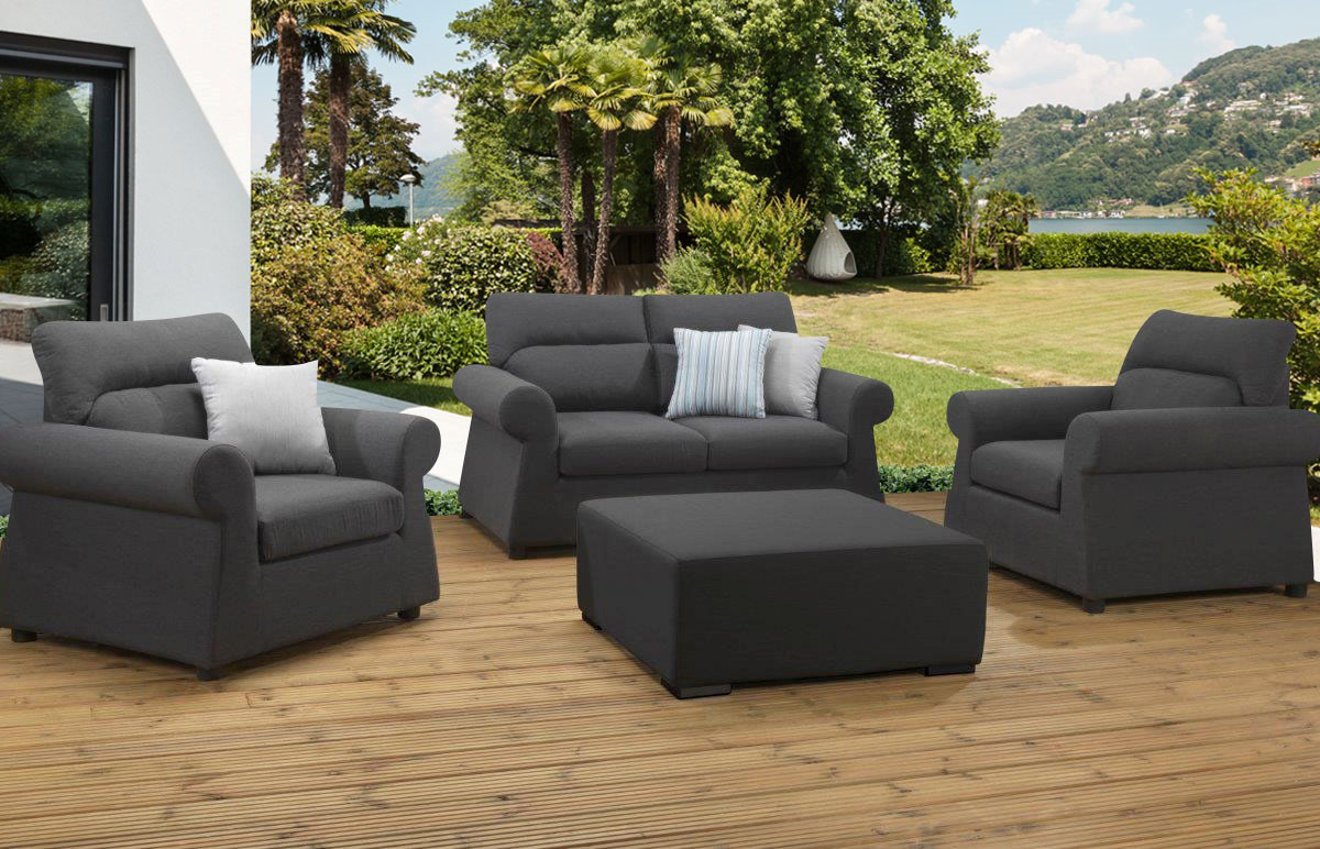 Brisbane Large Sofa 3pc upholstery set and coffee Table with