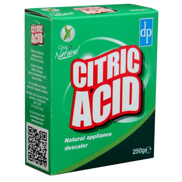 Citric Acid - 250g