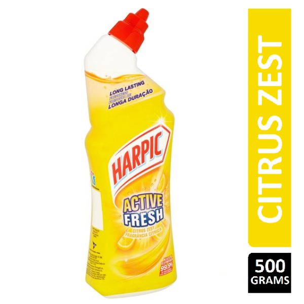 Harpic Active Fresh Citrus 750ml