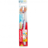 COLGATE PRO TIP MASSAGING SOFT TOOTHBRUSH (COLOUR MAY VARY)