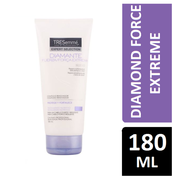 Tresemme Expert Selection Diamond Force Extreme 180ml Professional Conditioner Mask