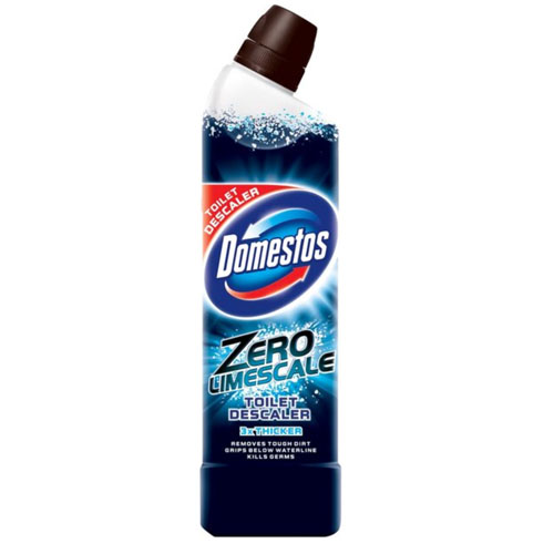 Domestos Zero Limescale Ocean Power 750ml