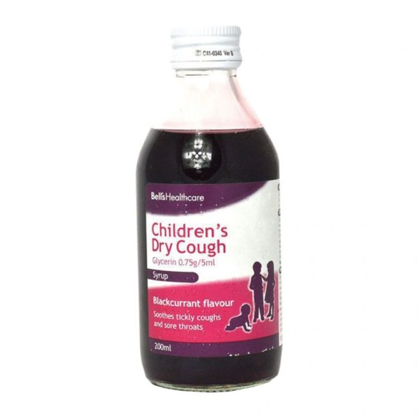 BELL'S HEALTHCARE CHILDRENS DRY COUGH 200ML