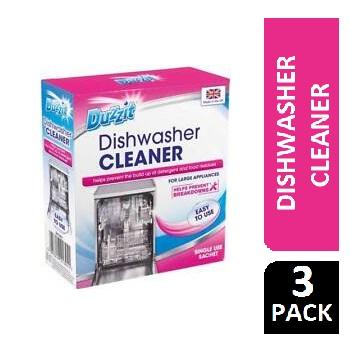 DUZZIT DISHWASHER CLEANER 1X75G