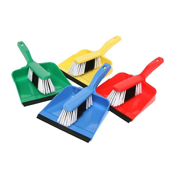 Dustpan & Brush Colour may vary