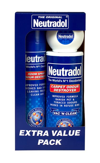 Neutradol Original Extra Value Pack