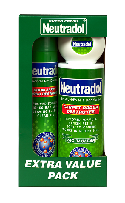Neutradol Super Fresh Extra Value Pack