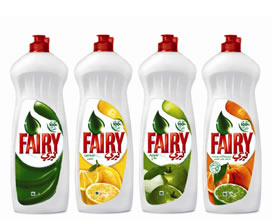 Fairy Wash Up Liquid TYPE MAY VARY (450ML)