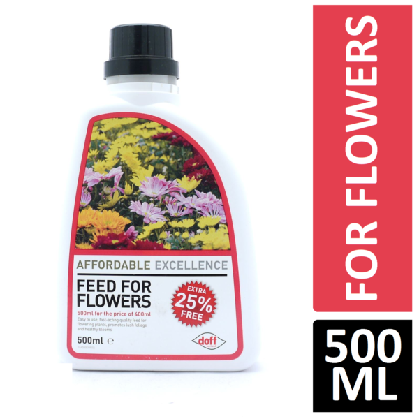 doff feed for flowers