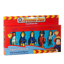 FIREMAN SAM FIGURE COLLECTION
