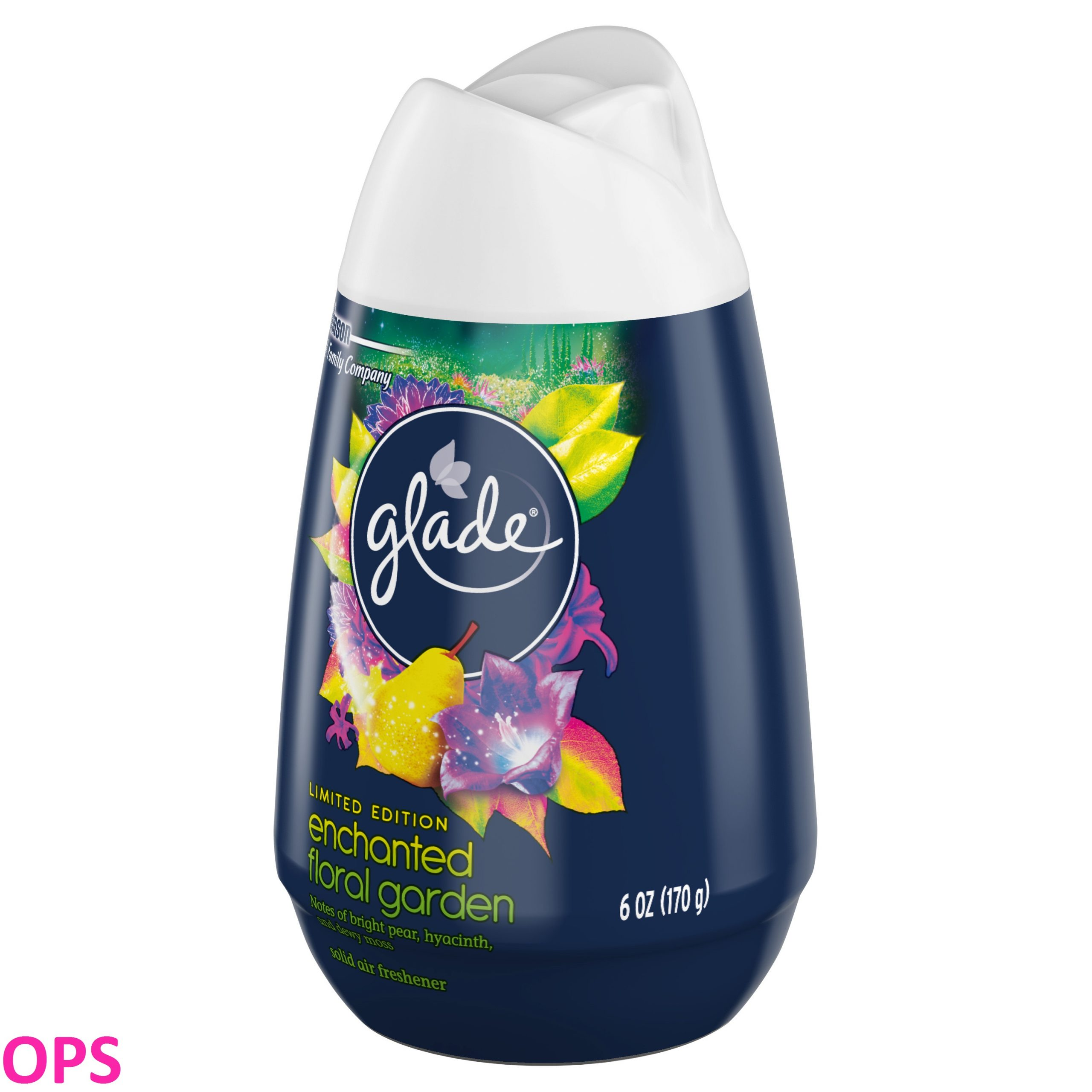 glade solid air freshener ENCHANTED FLORAL GARDEN 170G