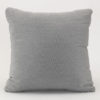 Grey Sunbrella Scatter cushions