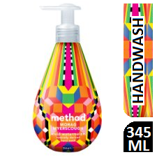 Method Limited Edition Hand Wash Gel 354Ml