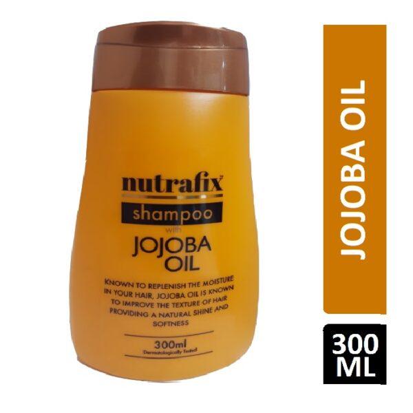 NUTRAFIX SHAMPOO WITH JOJOBA OIL 300ML