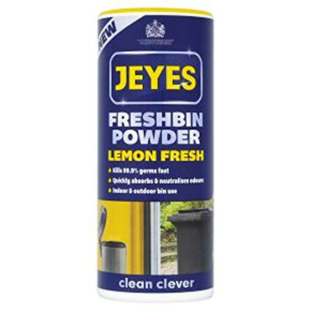 Jeyes Freshbin Powder Lemon Fresh 250g