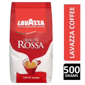 LavAzza Filtered Rossa Coffee 500g
