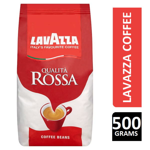 LavAzza Filtered Rossa Coffee 500g