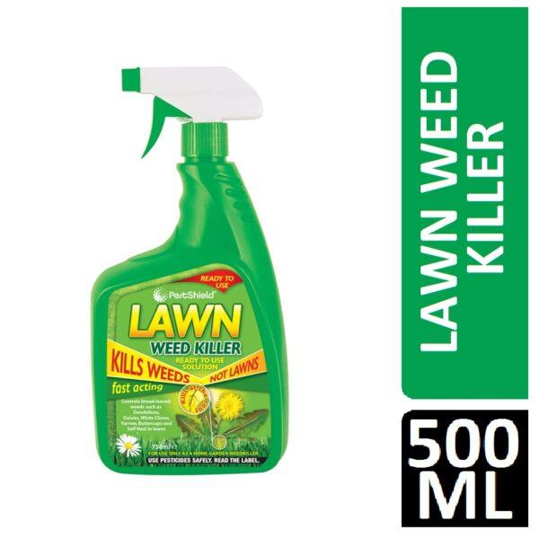 PestShield LAWN WEED KILLER 500ML