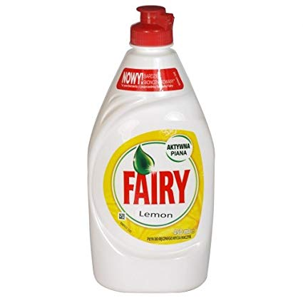 Fairy Liquid Lemon 450ml