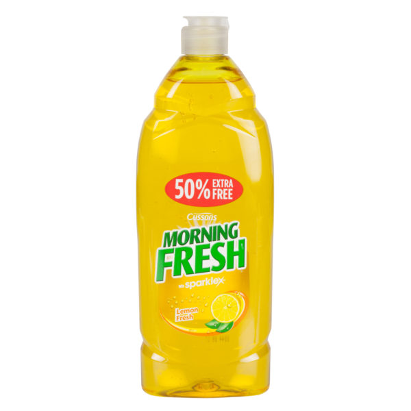 Morning Fresh with Sparkle Lemon Fresh 675ml