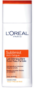 L'Oreal Sublimist Anti-Fatigue Cleansing Milk Make - up-Remover 200ml