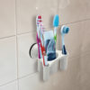 Toothbrush Holder - Suction